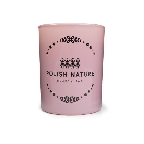 polish nature świeca sojoa