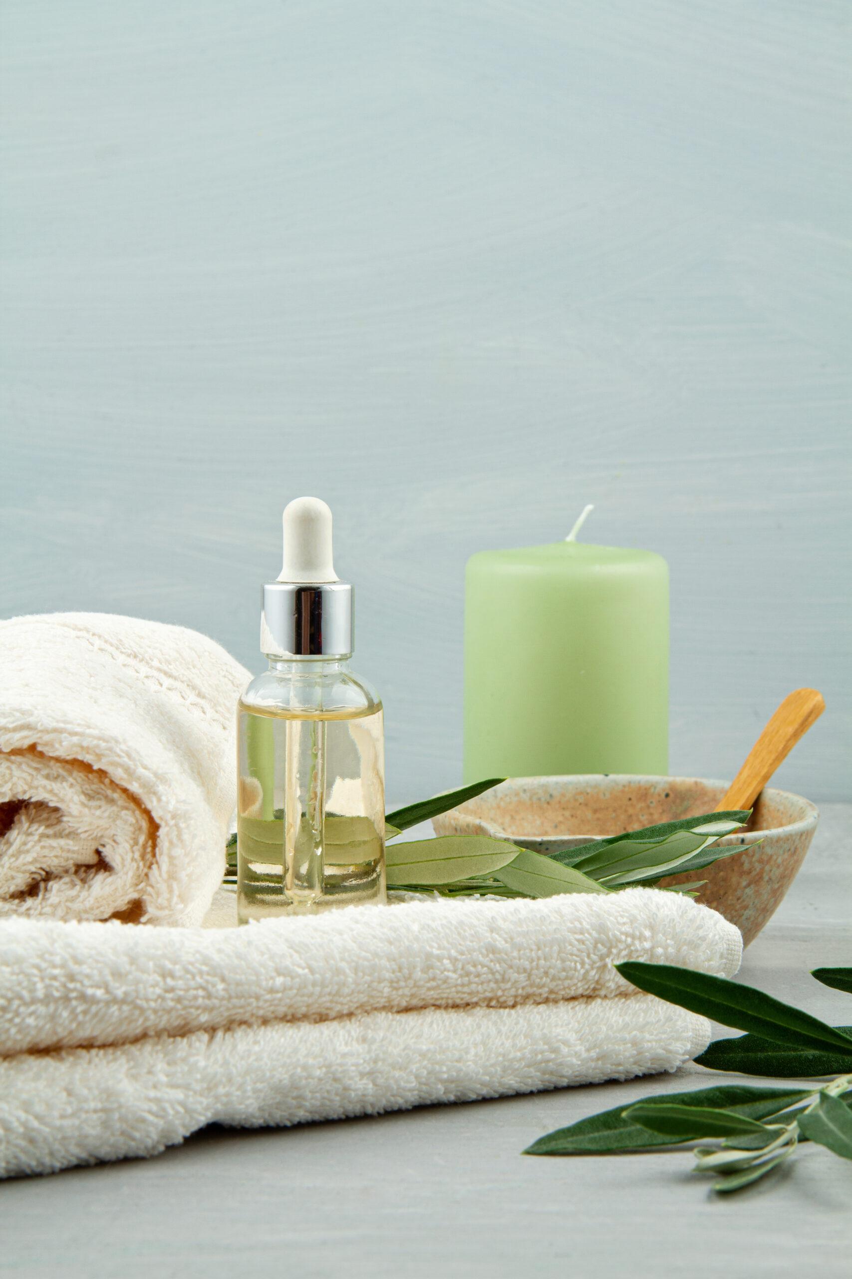olejki eteryczne, aromaterapia